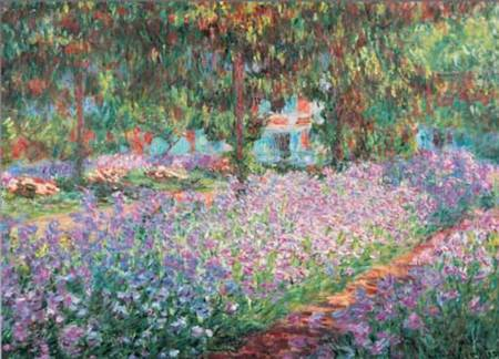 Jigsaw Puzzle - Le Jardin de Monet (#2901N09676) - 1500 Pieces Ricordi