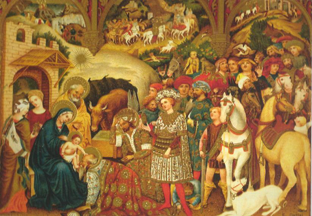 Wooden Jigsaw Puzzle - Adoration of the Magi - 250 Pieces Wentworth