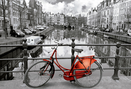 Jigsaw Puzzle - Amsterdam (16018) - 3000 Pieces Educa