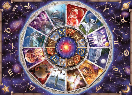 Jigsaw Puzzle - Astrology - 9000 Pieces Ravensburger