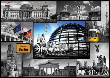 Jigsaw Puzzle - Berlin - Collage (37171)