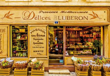 Jigsaw Puzzle - Delights of Luberon - 2000 Pieces Educa