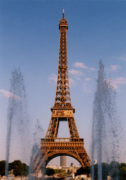 Wooden Jigsaw Puzzle - Eiffel Tower - 250 Pieces