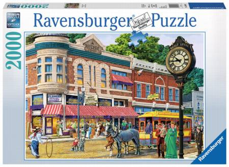 Jigsaw Puzzle - Ellens General Store (#16638) - 2000 Pieces Ravensburger