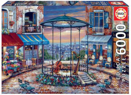 Jigsaw Puzzle - Evening Prelude (18016) - 6000 Pieces Educa