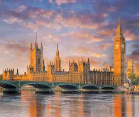 Jigsaw Puzzle - Houses of Parliament (#39269) - 1000 Pieces Clementoni