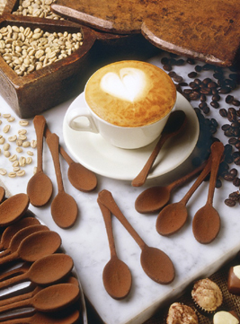 Jigsaw Puzzle - I Love Cappuccino (#30343) - 500 Pieces Clementoni
