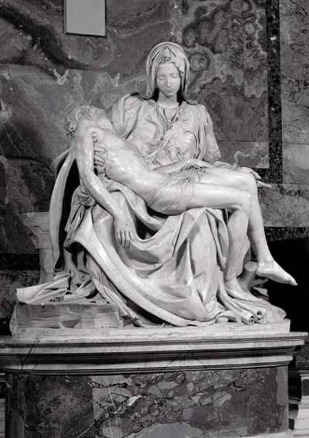 Jigsaw Puzzle - La Pieta (#2801N24006) - 1000 Pieces Ricordi