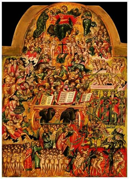 Jigsaw Puzzle - The Last Judgement (#2801N25036) - 1000 Pieces Ricordi