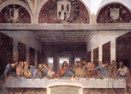 Jigsaw Puzzle - The Last Supper (#2601N00011) (#2501N00016) - 250 Pieces Ricordi