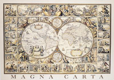 Jigsaw Puzzle - Magna Carta - 1500 Pieces Educa