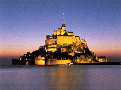 Glow in Dark Jigsaw Puzzle - Mont St. Michel - 1000 Pieces Clementoni
