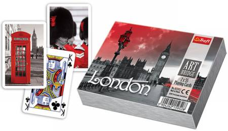 Puzzle House - Playing Cards -  London