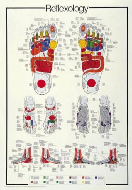 Jigsaw Puzzle - Reflexology (#2804N00010) - 1000 Pieces Ricordi