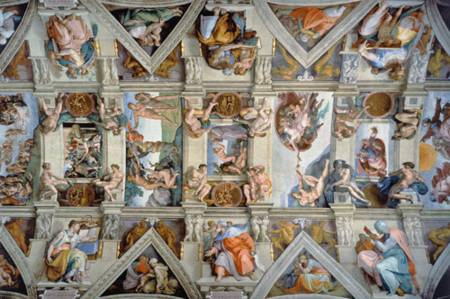 Jigsaw Puzzle - Sistine Chapel - 5000 Pieces Ravensburger