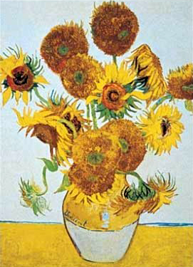 Jigsaw Puzzle - Sunflowers - 1500 Pieces Ricordi