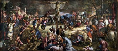 Jigsaw Puzzle - The Crucifixion (#3002N00010) - 2000 Pieces Ricordi