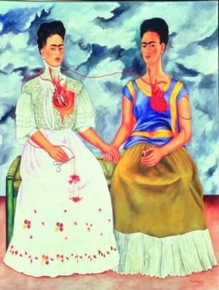 Jigsaw Puzzle - The Two Fridas (#2901N26042) - 1500 Pieces Ricordi