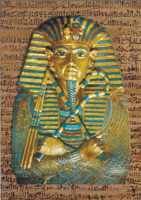 Jigsaw Puzzle - Tutankhamon - 2000 Pieces Ricordi