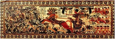 Jigsaw Puzzle - Tutankhamon in the Battle of Thebes (#2802N25012) - 1000 Pieces Ricordi