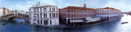 Jigsaw Puzzle - Venice - Italy (Panoramic Image) - 1500 Pieces