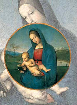 Jigsaw Puzzle - Virgin and Baby - 1000 Pieces Nuova Arti Grafiche Ricordi